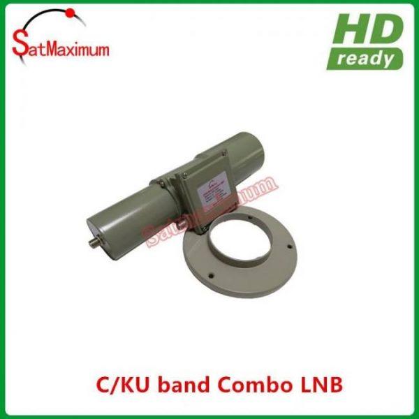 Universal c ku band cku lnb lnbf linear polarization fta