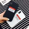 Candy color soft tpu rubber silicon leaf print phone cases for iphone x iphone7 iphone8 plus iphonexr iphonexs max