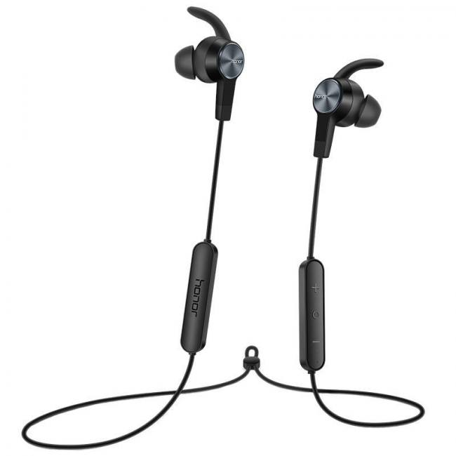 Original huawei honor xsport bluetooth earphone am61 ipx5 waterproof music mic control wireless headset for xiaomi android ios