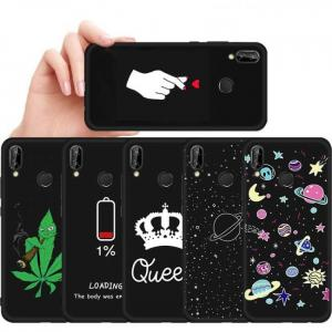 FREE SHIPPING Smart Designs Soft TPU Phone Case For Huawei P and Mate Series Case