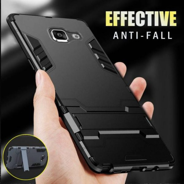 FREE SHIPPING Luxury Armor Phone Case CoverShockproof Cover For Samsung A8 Plus J7 2016