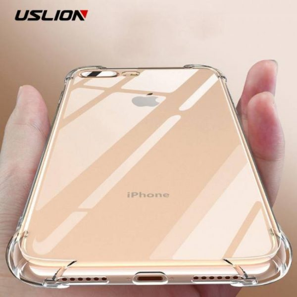 FREE SHIPPING Protective Transparent Silicone Phone Cases For iPhoneX iPhoneXS Max iPhoneXR 5