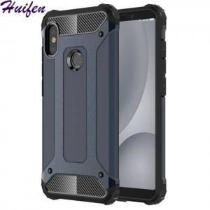 FREE SHIPPING Case PocoPhone Armor Cover For Xiaomi RedmiNote5 Pro Redmi Note6 Note5 6A 8Lite 2