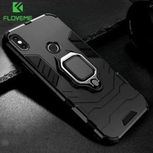 FREE SHIPPING Magnetic Ring Holder Case For Xiaomi Redmi Note 5 Redmi 6 Pro Cover For Xiaomi Mi A2 Xiaomi Mi A1 5