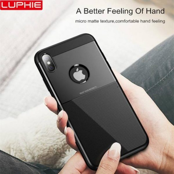 FREE SHIPPING Luxury Shockproof Armor Cases Soft TPU Cover For iPhoneX iPhoneXS Max iPhoneXR iPhone8 armor