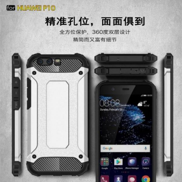FREE SHIPPING Armor Hard Phone Cases For HuaweiP20Lite HuaweiP30Pro Huawei P10 Plus armor