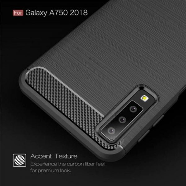 FREE SHIPPING Case Silicone Rugged Armor Soft TPU Back Cover For Samsung Galaxy A7 a7
