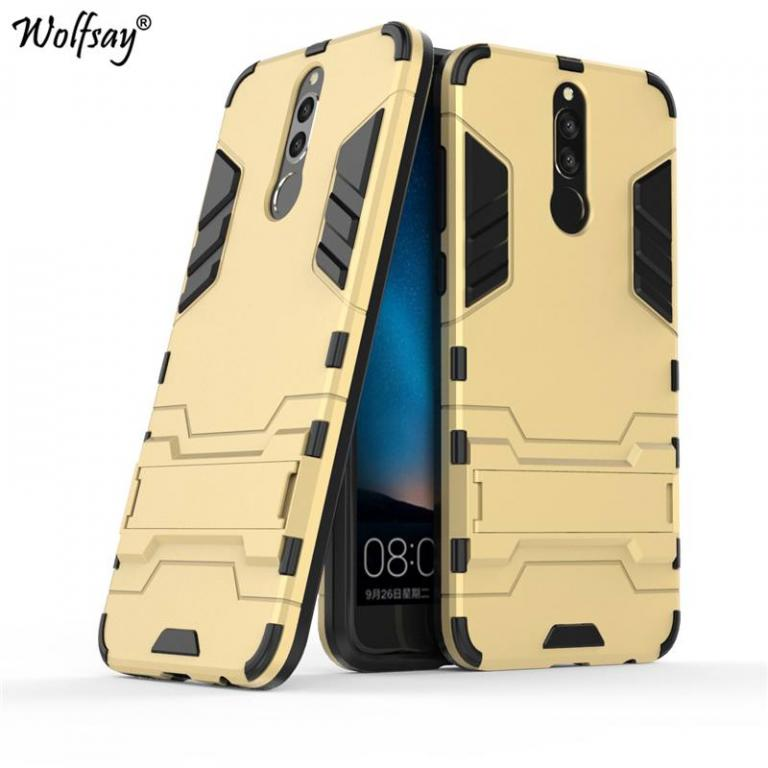 Phone case huaweimate10lite armor rubber cover