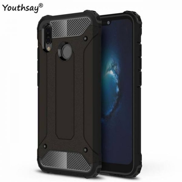 FREE SHIPPING Huawei P20 Lite Case Armor Rubber Silicone Phone Case armor