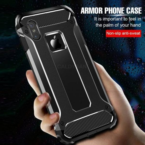 FREE SHIPPING Luxury Armor Shockproof Case For iPhone8 iPhone7 iPhoneX iPhoneXR iPhoneXS iPhoneMax Phone Case armor