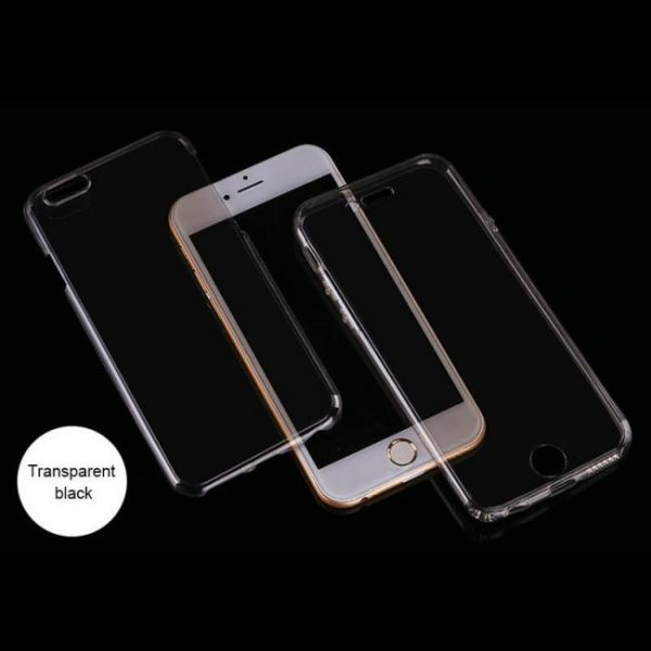 FREE SHIPPING Soft Silicon Case For iPhone6s iPhone7 iPhone7S iPhone 8 Plus X Full Coverage 8