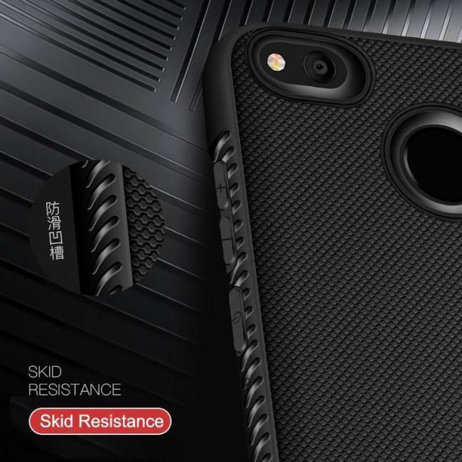 Xiaomi redmi 4x case soft silicone cases tpu anti slip phone back cover