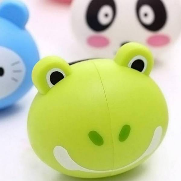 Animal cute cartoon suction cup for toothbrush holder bathroom accessories