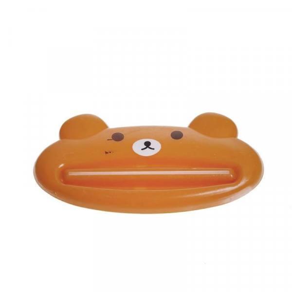 Bath Plastic Cartoon Dispenser Cleanser Toothpaste Squeezer Bathroom Accessories Piggy / Frog / Bear / Panda Accessories
