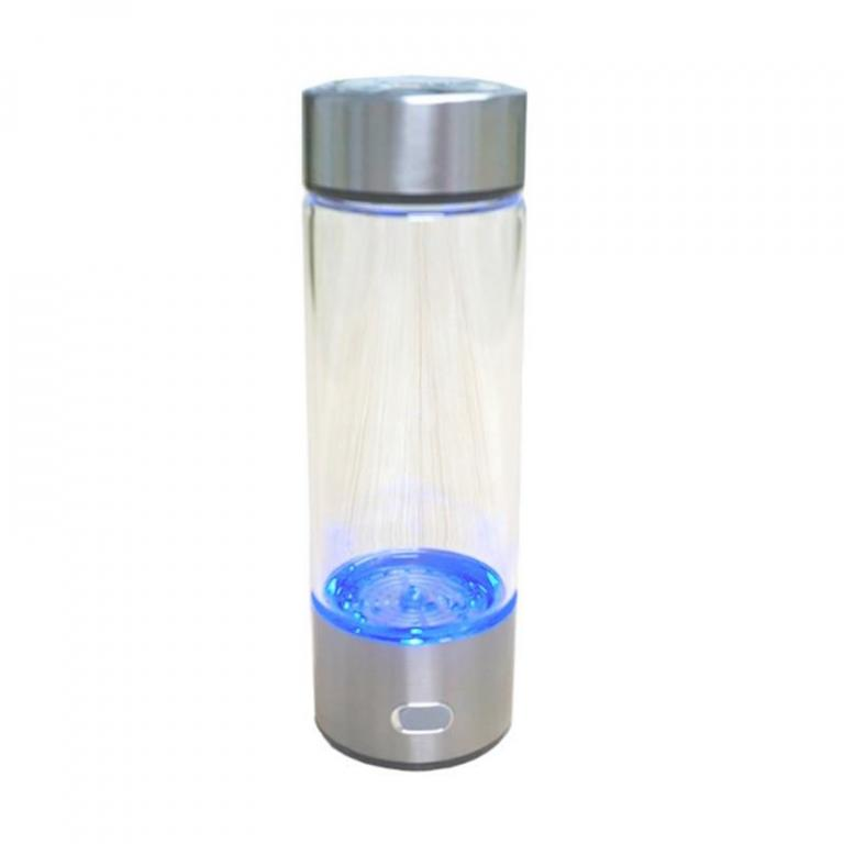 600ml portable generator ionizer for pure h2 rich hydrogen water bottle