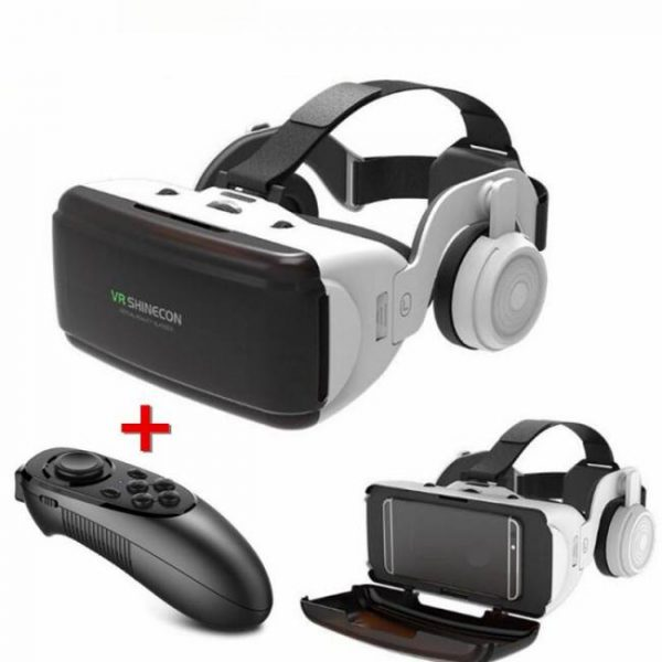 FREE SHIPPING Original VR Virtual Reality 3D Glasses 3D