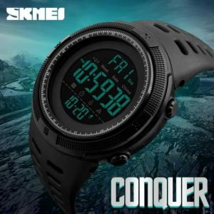 Men's sports luxury military watches for men outdoor electronic digital watch