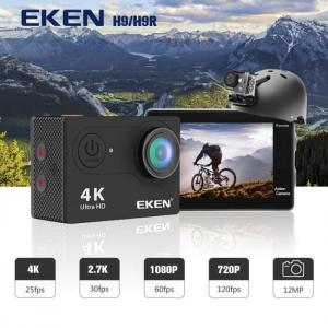 Eken h9r / h9 action camera ultra hd 4k / 25fps wifi 2.0″ 170d underwater waterproof helmet video recording cameras sport cam