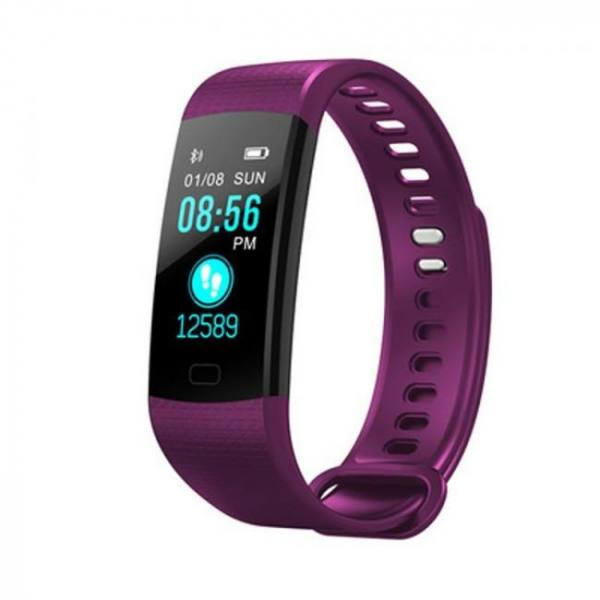Sfpw-7 fitness smart pedometer health activity monitor pulsometer bp bluetooth bracelet watch