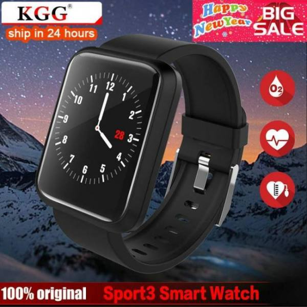 Sfpw-3 fitness smart pedometer health monitor pulsometer bp bluetooth bracelet watch
