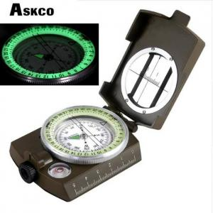 Lc-1 military lensatic survival hiking emergency compass