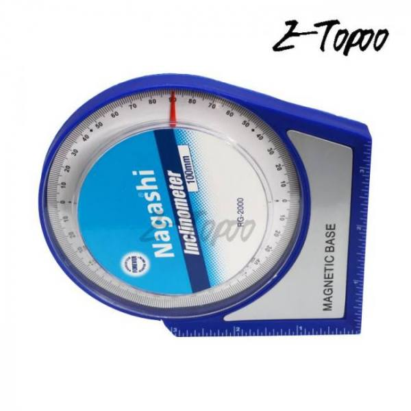 Compass PG2000 Professional Magnetic Protractor Tilt Level Angle Finder inclinometer with Magnetic Base accurate