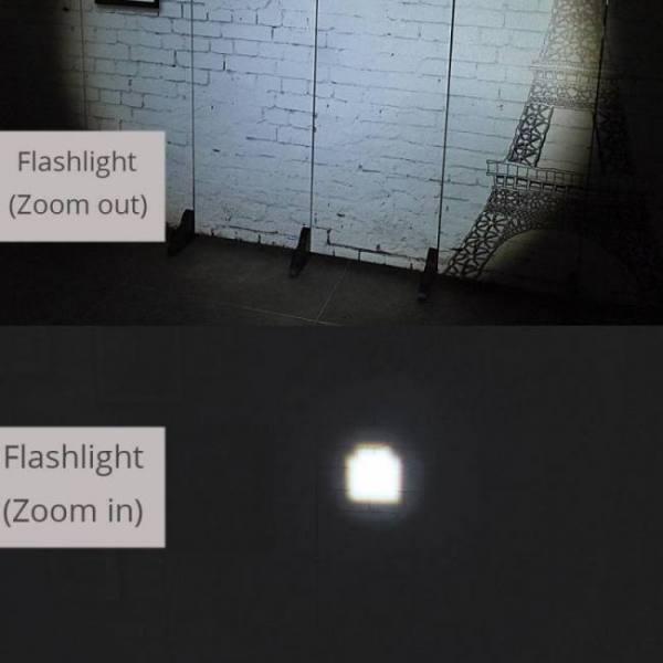 Biking LED Flashlight Tactical 12000 Lumens T6/L2//V6 Flash light backpack
