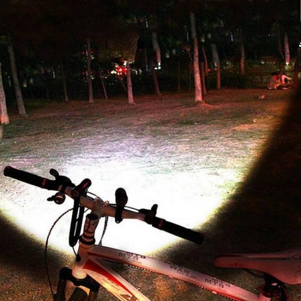 Camp & Survive LED Aluminum Zoomable Linterna Powerful Flashlight Torch AutomotiveLighting