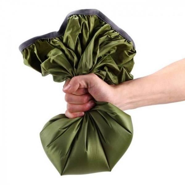 35 / 45l adjustable waterproof dust-proof backpack rain cover