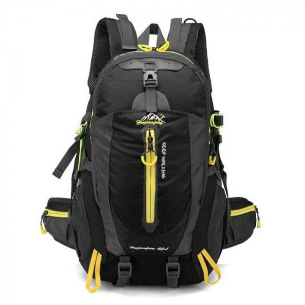 Backpacks 40L Waterproof Tactical Hiking Cycling Climbing Rucksack Laptop Travel Outdoor Backpack 600D
