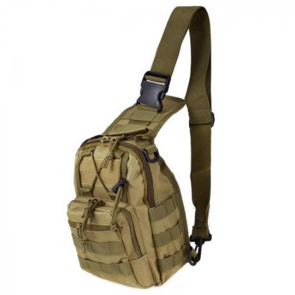 Backpacks Outlife 600D Outdoor Military Tactical Camping Hiking Camouflage Hunting Shoulder Backpack 600D