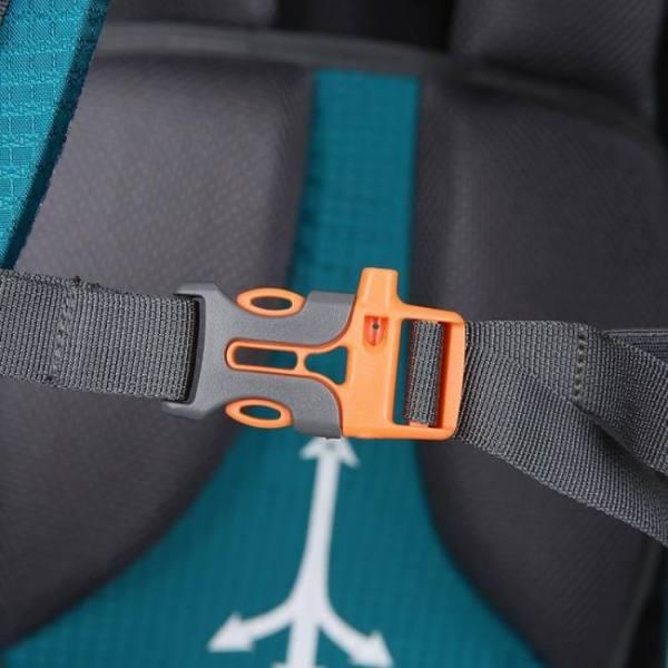 Backpacks 80L Camping Hiking Backpacks Big Outdoor Bag Backpack Nylon superlight Sport Travel Bag Aluminum alloy support 1.65kg 600D