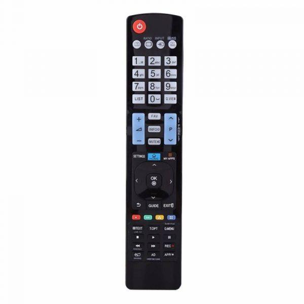 Universal ir remote control for lg hdtv led smart tv