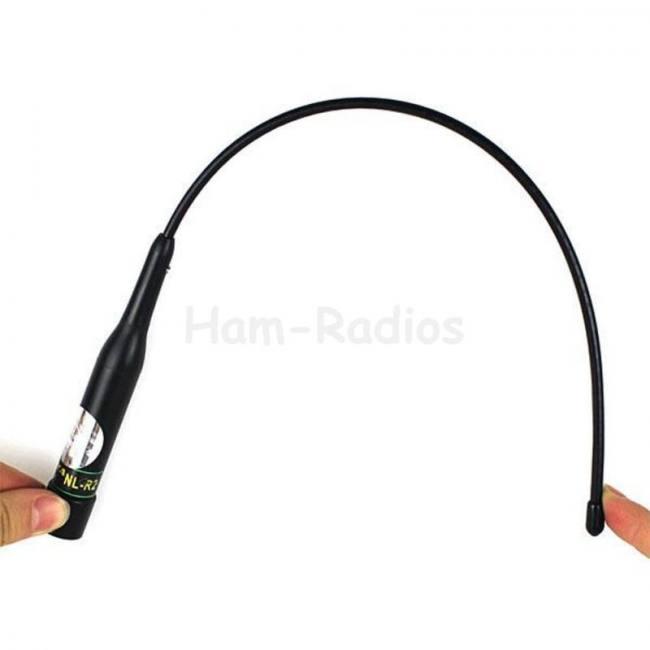 NAGOYA NL-R2 Mobile Antenna Dual Band VHF UHF 144//430 MHz PL259 of Car Radio