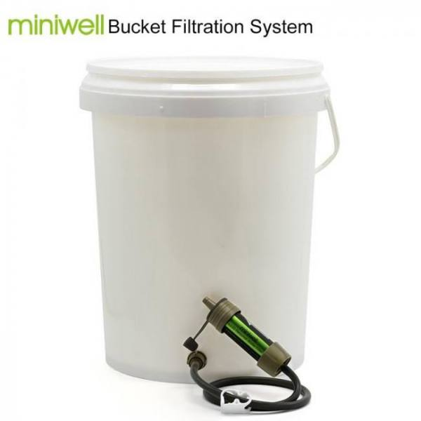 L630 portable water filter straw for outdoor sport camping emergency survival