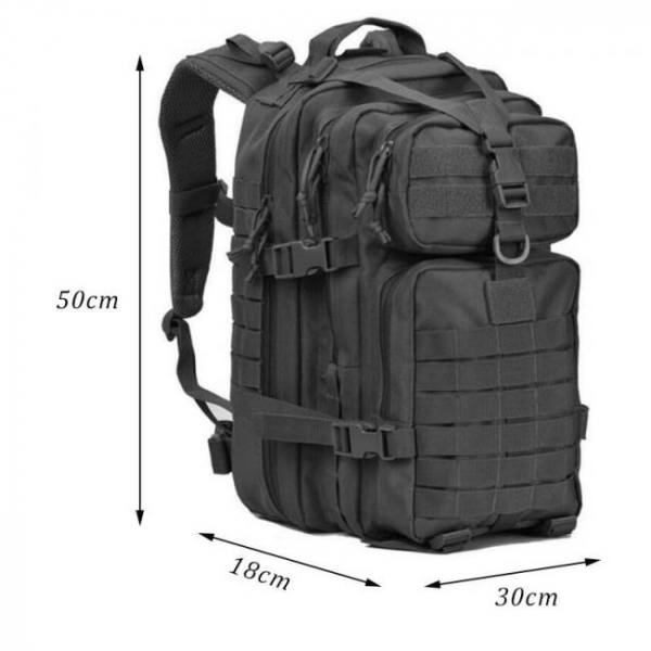 40l military waterproof backpack bug out bag rucksack for outdoor hiking camping hunting
