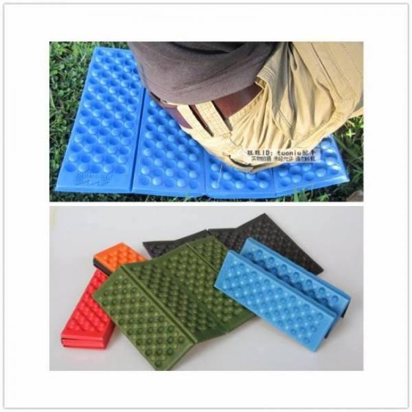 Camp & Survive Cushion Outdoor Folding XPE Waterproof Camping Mat Picnic Sitting Mat baby crawling mat