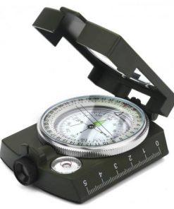 Camping survival military sighting luminous lensatic waterproof compass