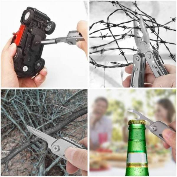Backpacks Swiss Army Knife and Multi-tool Kit for Outdoor Camping Equipment backpack