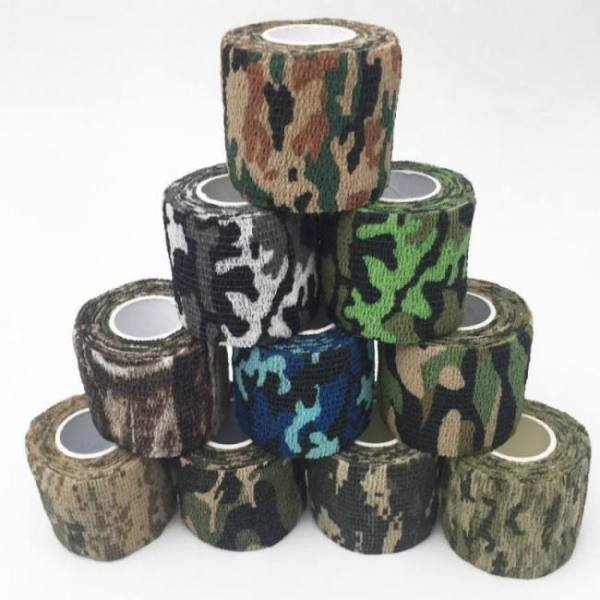 Camp & Survive Army Camouflage Outdoor Hunting Shooting Tool Camping