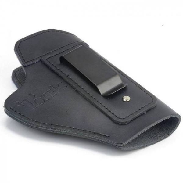 FREE SHIPPING Leather IWB Concealed Carry Gun Holster for Glock 17 19 22 23 43 Sig Sauer P226 P229 Ruger Beretta 92 M92 Adjustable