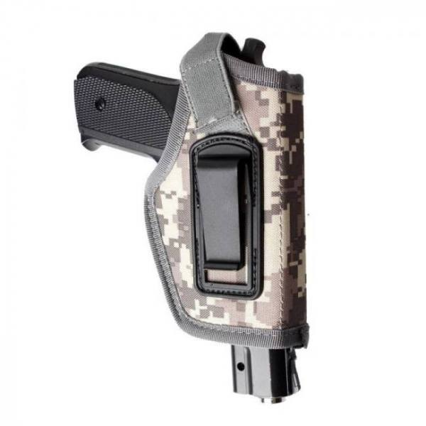 Concealed carry gun pistol holster fit glock 17 19 22 23 32 33 ruger nylon holster
