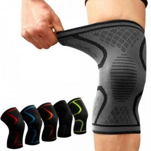 Backpacks Fitness Running Cycling Elastic Nylon Knee Support Braces Basketball