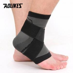 3d weaving elastic nylon ankle support strap brace