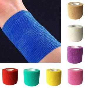 Archery Elastic Adhesive Muscle Bandage Care Therapeutic Brace Support Tape Adhesive