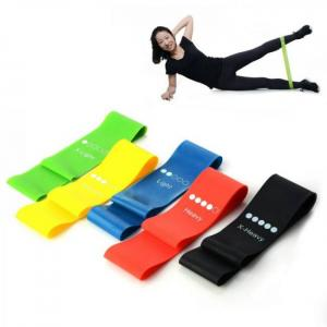 Archery Fitness Yoga Resistance Health Elastic Sport Latex Band Strap Arm
