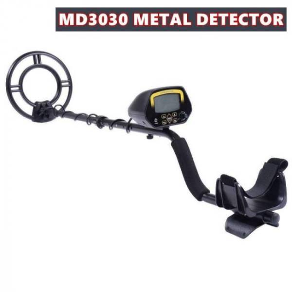 FREE SHIPPING Metal Detector MD3030 Pinpoint security underground gold digger treasure hunter dig