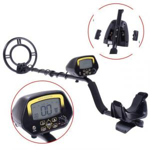 Metal detector md3030 pinpoint security underground gold digger treasure hunter