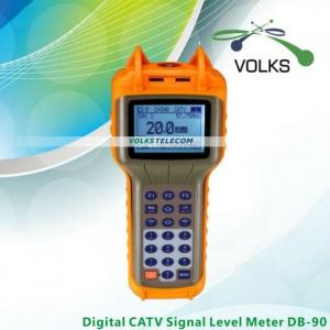 Qam digital signal level meter