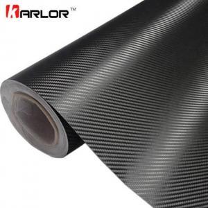 Accessories 3D 3M Auto Car Carbon Fiber Vinyl Film Wrap Sheet Roll (12″ W x 50″ L ) 3D